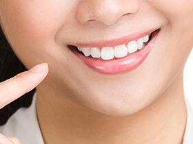 銀歯から白い歯に